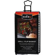 Mr Bar B Q Grill/Flip Basket