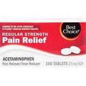 Best Choice Non Aspirin Regular Strength Tablets