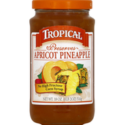 Tropical Preserves, Apricot Pineapple