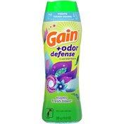 Gain Odor Defense In-Wash Scent Booster, Super Fresh Blast Scent