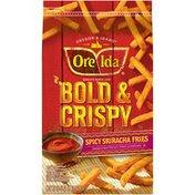 Ore-Ida Bold & Crispy Spicy Sriracha Fries