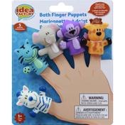 Idea Factory Finger Puppets, Bath