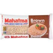 Mahatma Brown Whole Grain Rice