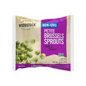WOODSTOCK Non-GMO Petite Brussels Sprouts