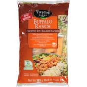 Taylor Farms Salad Kit, Buffalo Ranch, Chopped