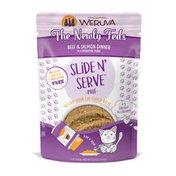 Weruva Slide N' Serve Paté, The Newly Feds Beef & Salmon Dinner