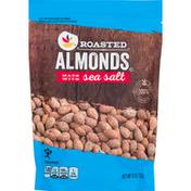 SB Almonds, Roasted