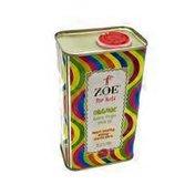 Zoe Olive Oil, Extra Virgin, Organic