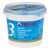 Tnuva Quark Creamy Soft Cheese