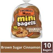 Thomas' Brown Sugar Cinnamon Mini Bagels