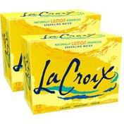 LaCroix Sparkling Water, Lemon