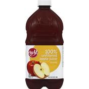 Big Y 100% Juice, Unfiltered, Apple