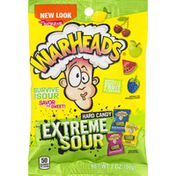 Warheads Hard Candy, Extreme Sour
