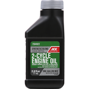 Ace Engine Oil, 2-Cycle, Synthetic Blend