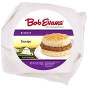 Bob Evans Farms Sausage Biscuit Sandwich