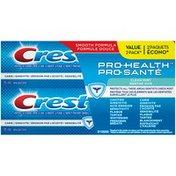 Crest Pro-Health Clean Mint Toothpaste, 95 mL TWIN  Dentifrice