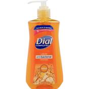 Dial Hand Soap, Antibacterial, Gold, Liquid