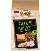 NUTRO Farm's Harvest Adult Chicken & Whole Brown Rice Recipe Dog Food