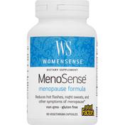 Natural Factors MenoSense, Vegetarian Capsules