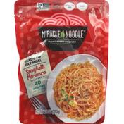 Miracle Noodle Gluten Free Ready-to-Eat Meal, Spaghetti Marinara