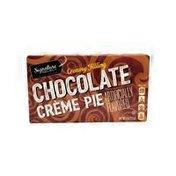 Signature Kitchens Creme Pie, Chocolate
