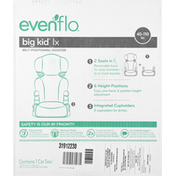 Evenflo Car Seat, Belt Positioning Booster, 40-110 Lbs