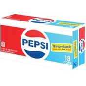 Pepsi Throwback Cola