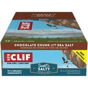 CLIF BAR Sweet & Salty Chocolate Chunk with Sea Salt Energy Bars