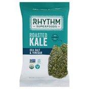 Rhythm Superfoods Kale, Roasted, Sea Salt & Vinegar