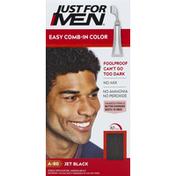 Just For Men Easy Comb-In Color, Jet Black A-60