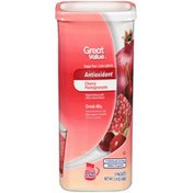 Great Value Antioxidant Cherry Pomegranate Drink Mix