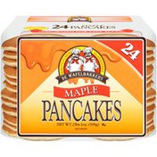 De Wafelbakkers Maple Pancakes