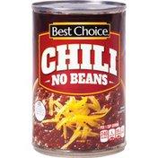 Best Choice Chili No Beans