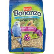 Hartz Bonanza Parakeet Diet Health & Vitality