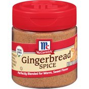 McCormick® Gingerbread Spice
