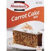 Manischewitz Cake Mix, Carrot