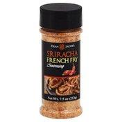 Dean Jacob's French Fry Seasoning, Sriracha