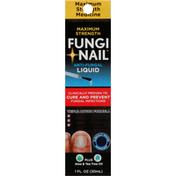Fungi-Nail Anti-Fungal Liquid, Maximum Strength