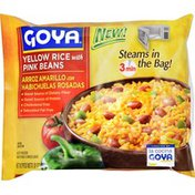 Goya Yellow Rice With Pink Beans