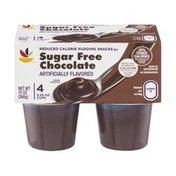 SB Pudding Snacks Sugar Free Chocolate - 4 CT