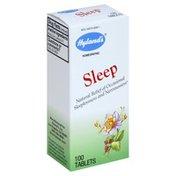 Hyland's Sleep, Tablets