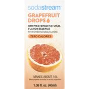 Sodastream Grapefruit Drops