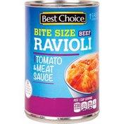 Best Choice Bite Sized Beef Ravioli