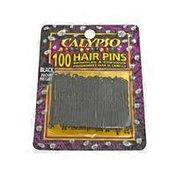 Calypso Black Hair Pins