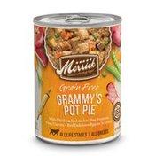 Merrick Grammy's Pot Pie Grain Free Wet Dog Food