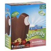 Blue Bunny Ice Cream Bars, Strawberry