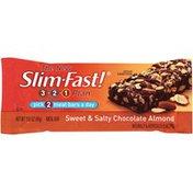 Slimfast Sweet & Salty Chocolate Almond Meal Bar