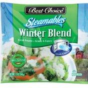 Best Choice Steamable Winter Blend