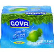 Goya Coconut Water with Real Coconut Pieces