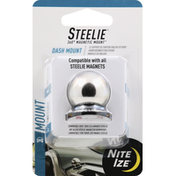 Steelie Dash Mount, Magnetic